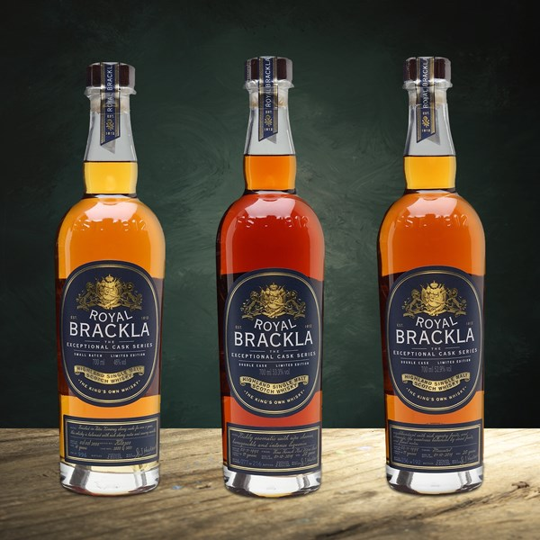 Royal Brackla Exceptional Cask Series