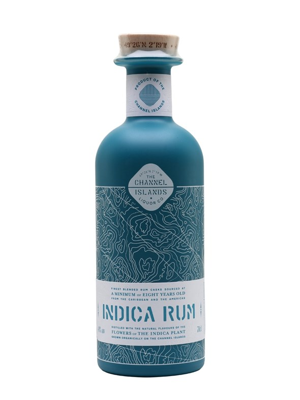 The Channel Islands Liquor Co. Indica Rum
