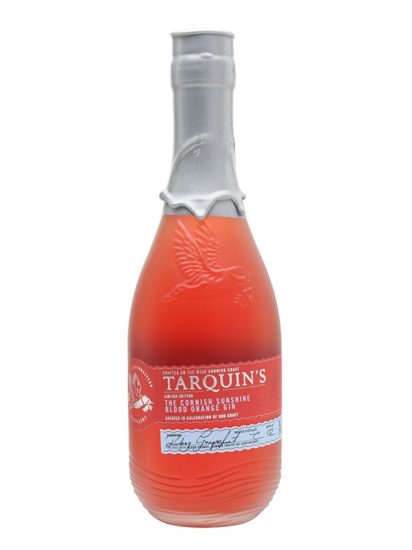 Tarquin's Blood Orange Cornish Summer Gin