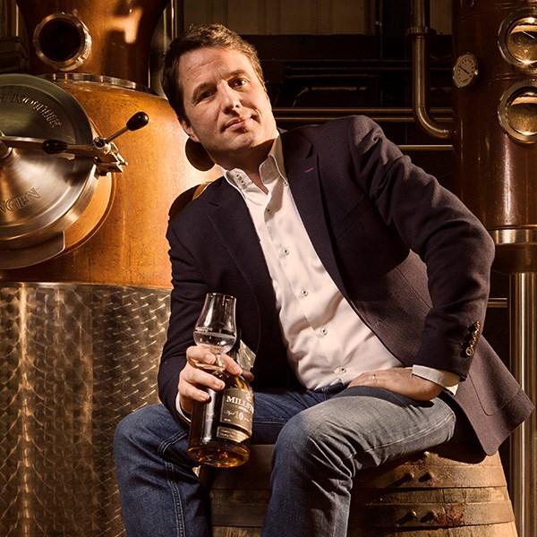 Patrick Van Zuidam of Zuidam Distillers