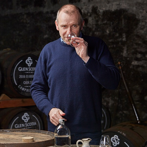 Iain McAlister of Glen Scotia