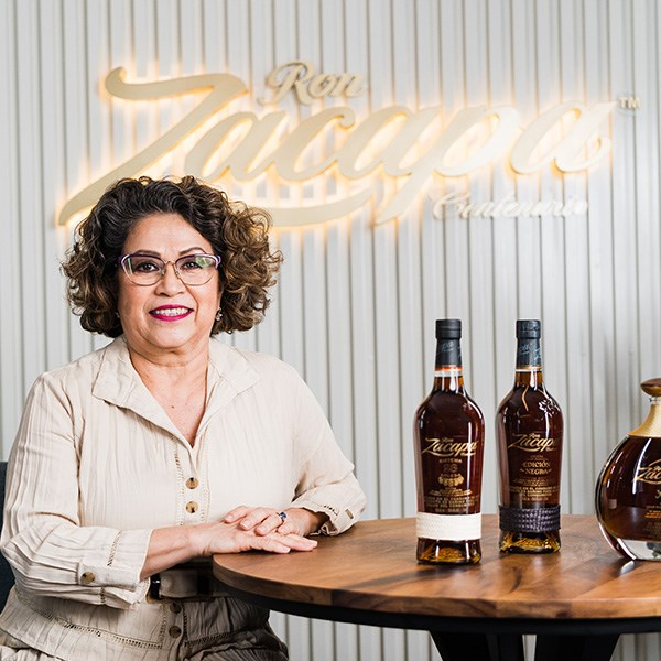 Lorena Vasquez of Ron Zacapa