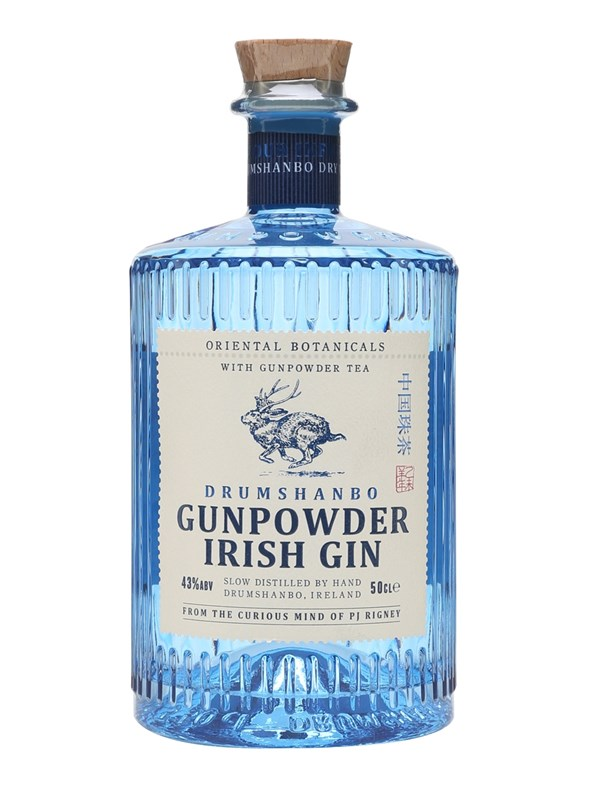 Drumshanbo Gunpowder Irish Gin Half Litre