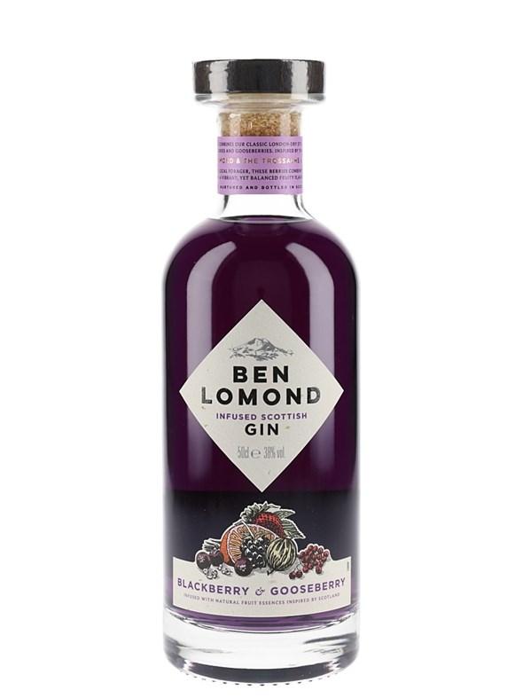 Ben Lomond Blackberry & Gooseberry Gin