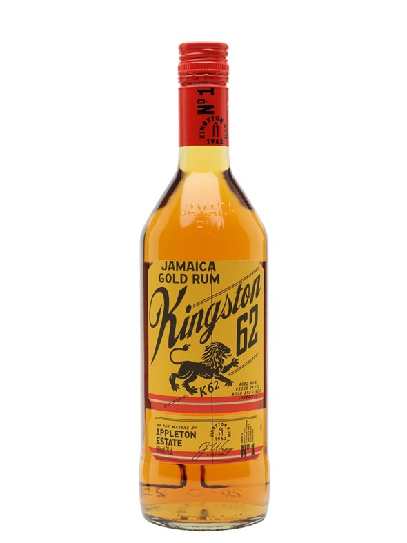 Kingston 62 Gold Rum