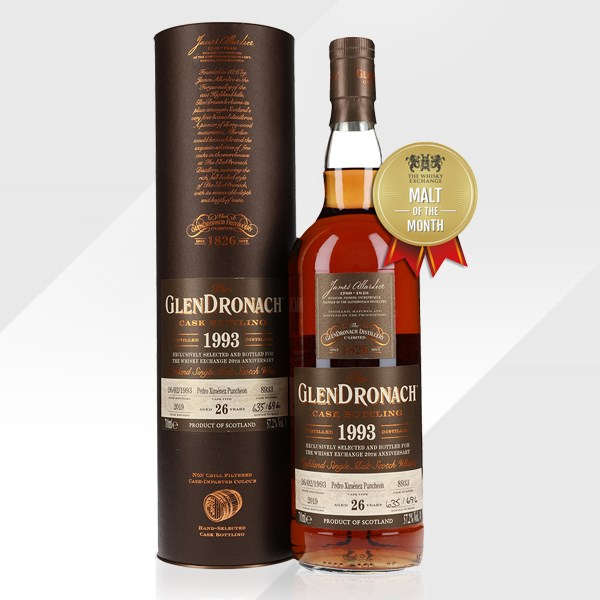 Glendronach 1993 Single Cask
