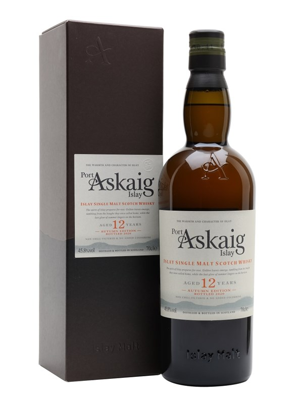 Port Askaig 12 Year Old Autumn Edition