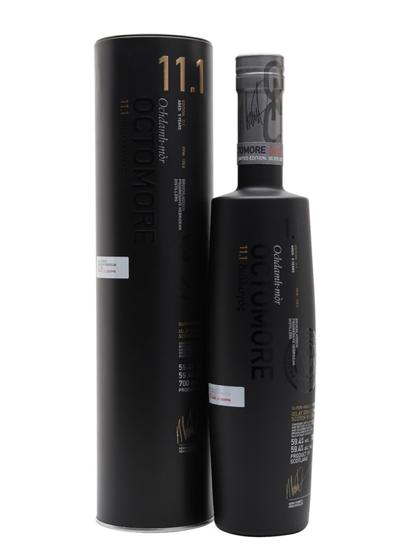 Octomore Scottish Barley 11.1 5 Year Old