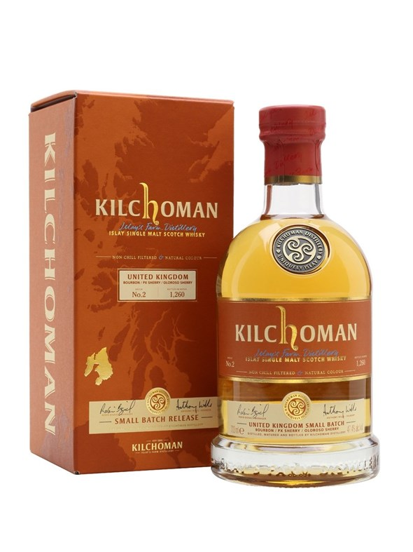 Kilchoman UK Small Batch Batch 2