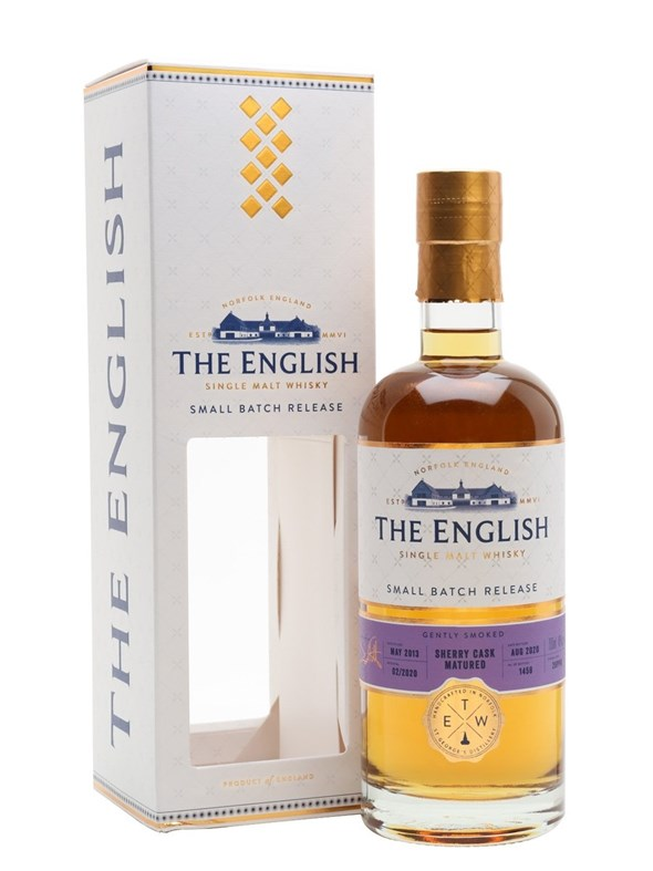 The English Gently Smoked Sherry Cask
