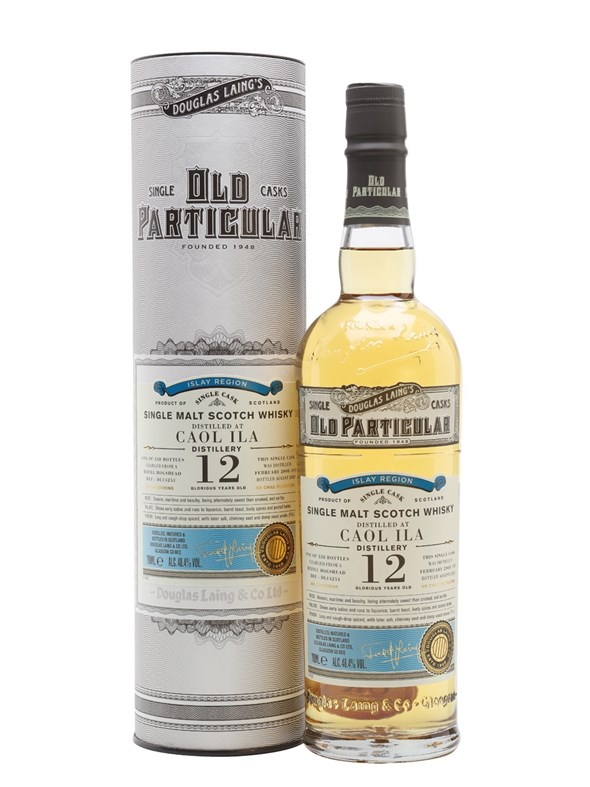 Caol Ila 2008 12 Year Old Old Particular
