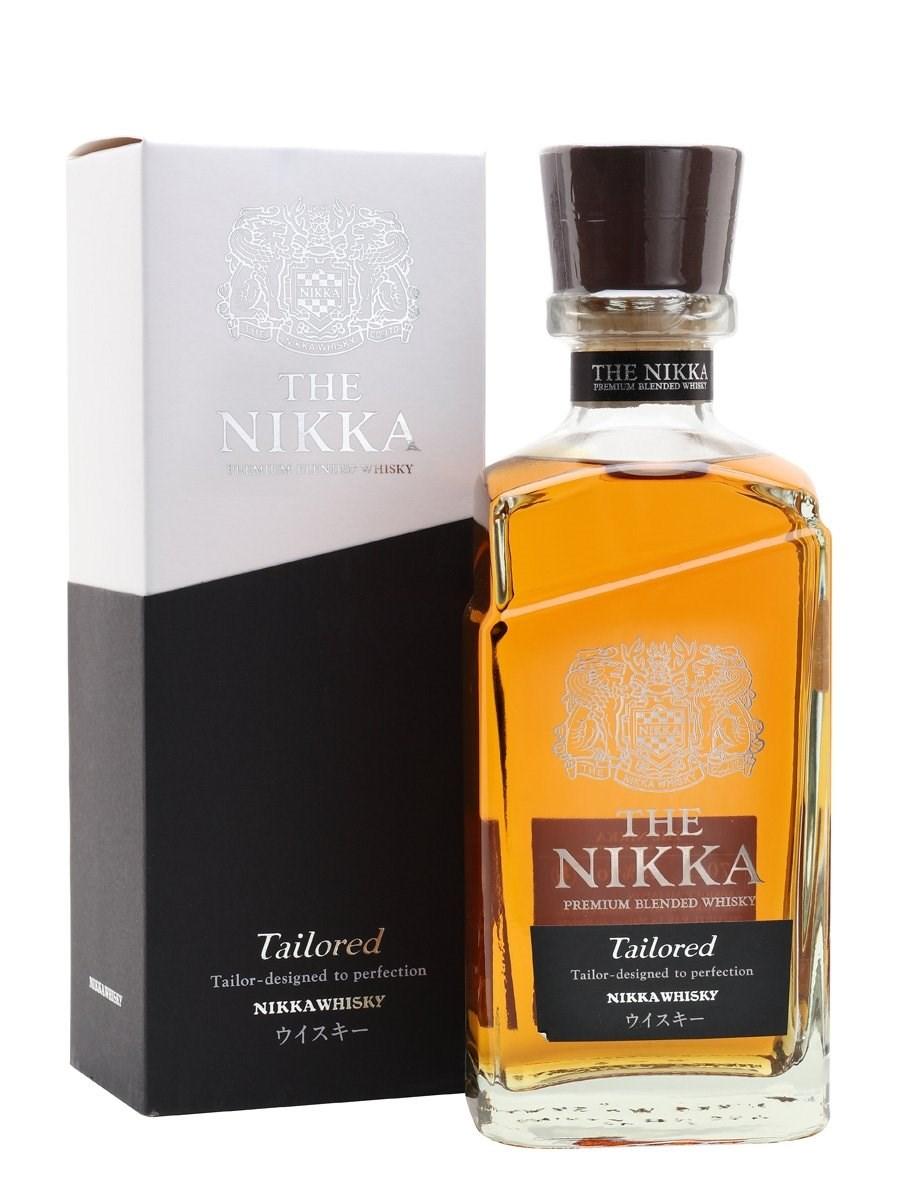 Nikka Tailored Blended Japanese Whisky