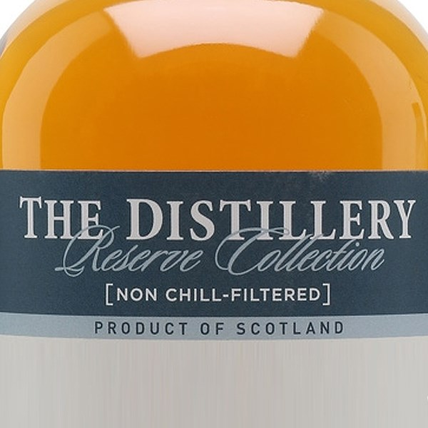 The Distillery Reserve Collection
