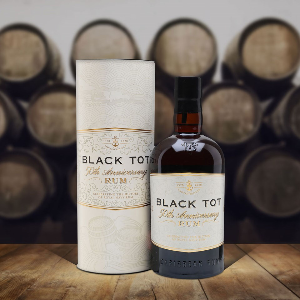 Black Tot 50th Anniversary Edition Rum