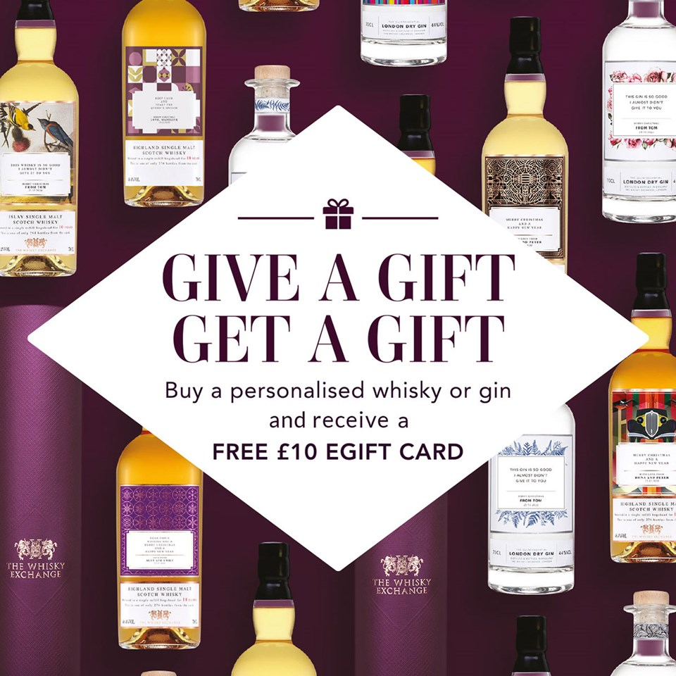 Give A Gift, Get A Gift – Last Chance
