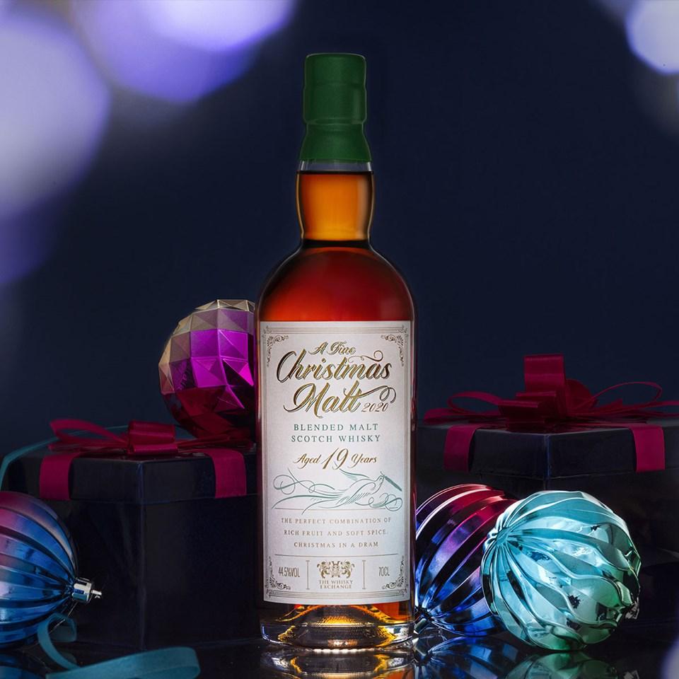 A Fine Christmas Malt 2020