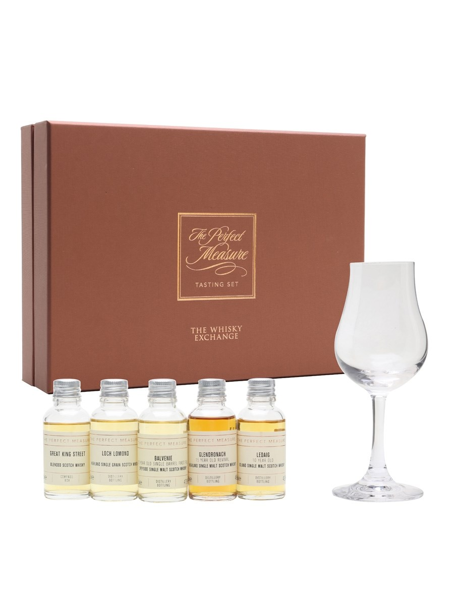 Whisky 101 Perfect Measure Tasting Set