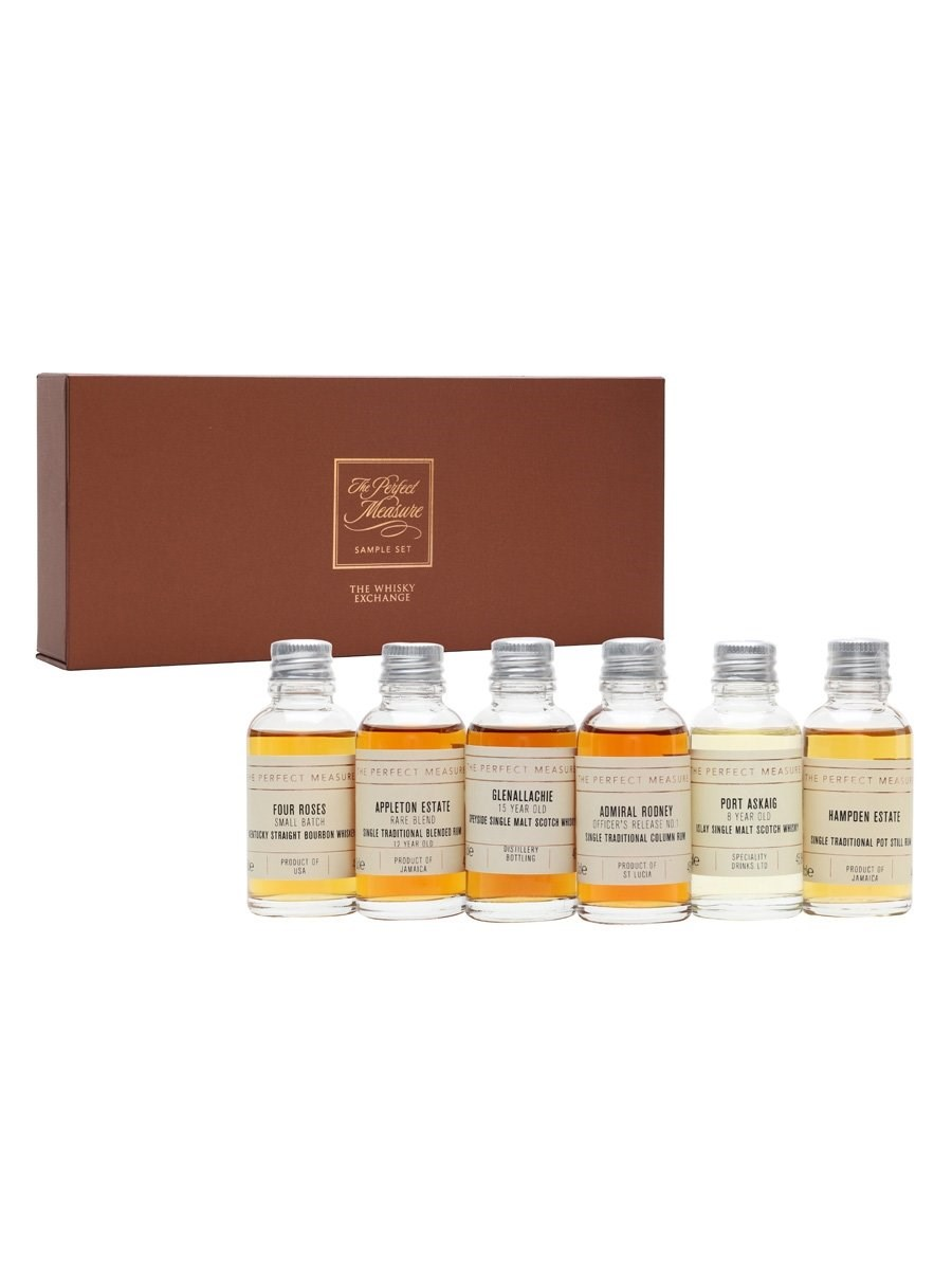 If You Like Whisky You Will Like Rum Tasting Set