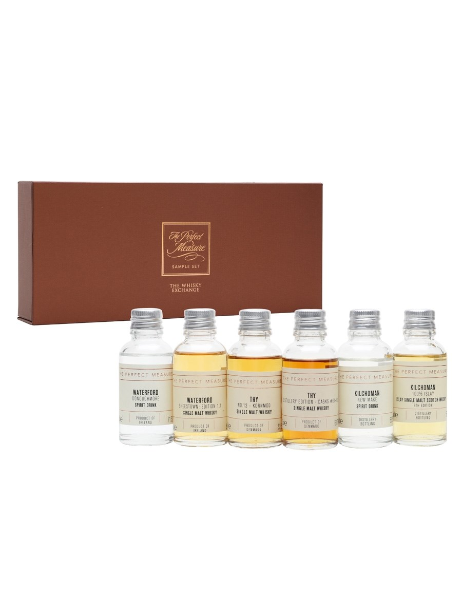 All About The Barley Whisky Tasting Set 6x3cl