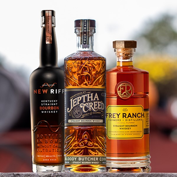 The New Frontiers of American Whiskey