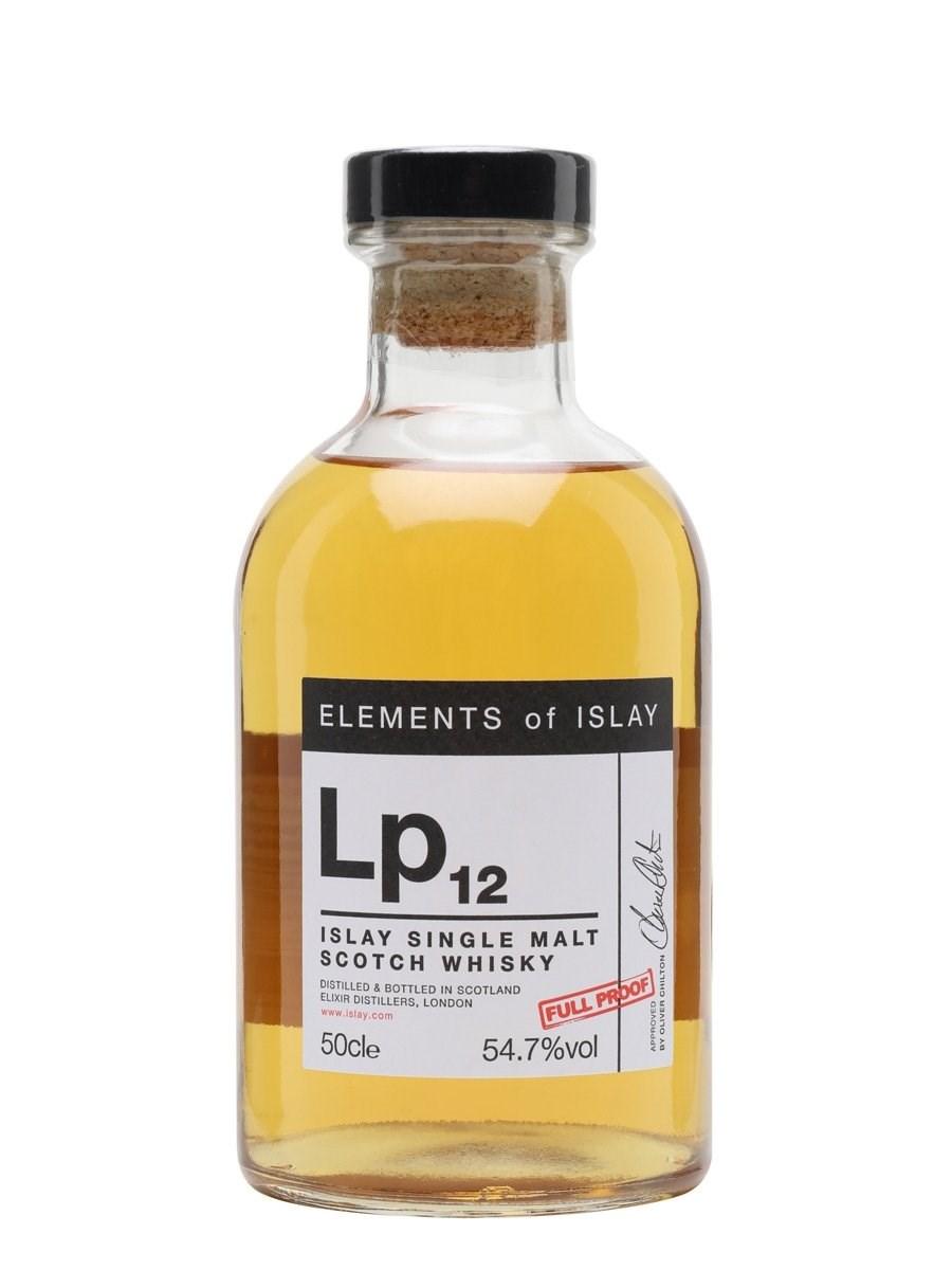 Lp12 Elements of Islay Single Malt Whisky